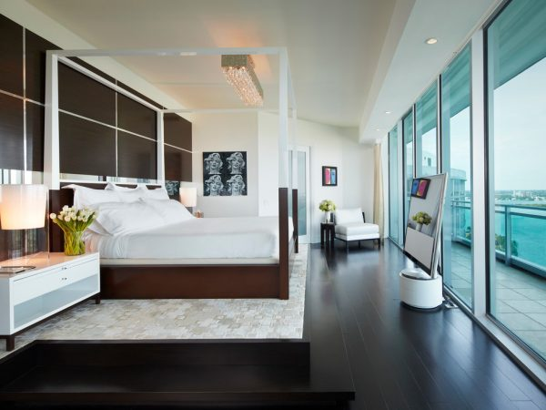 bedroom decorating ideas and designs Remodels Photos Britto Charette Interiors - Miami Florida United States modern-bedroom-002