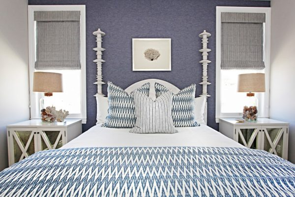 bedroom decorating ideas and designs Remodels Photos Brooke Wagner Design Corona del Mar, Newport Beach California United States beach-style-bedroom-001
