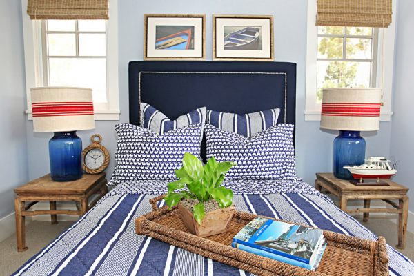 bedroom decorating ideas and designs Remodels Photos Brooke Wagner Design Corona del Mar, Newport Beach California United States beach-style-bedroom-008