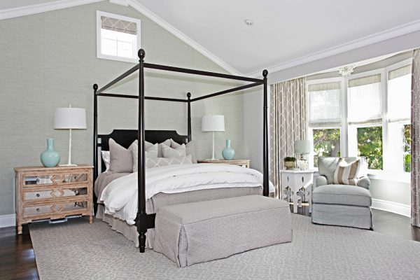 bedroom decorating ideas and designs Remodels Photos Brooke Wagner Design Corona del Mar, Newport Beach California United States beach-style-bedroom-011