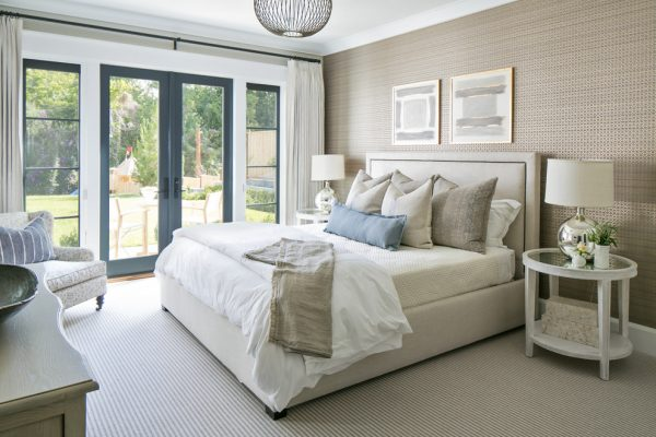 bedroom decorating ideas and designs Remodels Photos Brooke Wagner Design Corona del Mar, Newport Beach California United States beach-style-bedroom-014