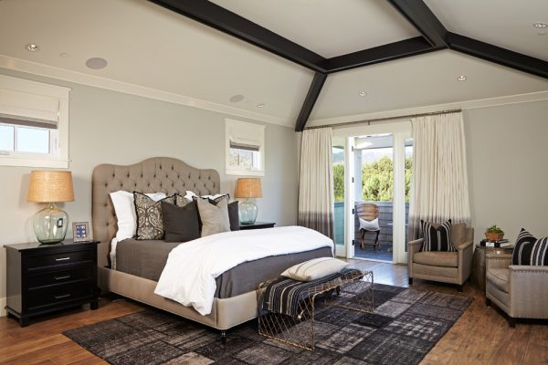 bedroom decorating ideas and designs Remodels Photos Brooke Wagner Design Corona del Mar, Newport Beach California United States transitional-bedroom-003