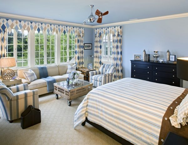 bedroom decorating ideas and designs Remodels Photos Bruce Palmer Design Studio Wilmington Delaware United States eclectic-bedroom