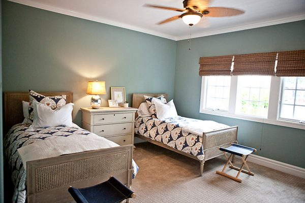 bedroom decorating ideas and designs Remodels Photos Bungalow 56 Interiors Coronado California United States beach-style-bedroom-009