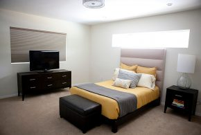 Bedroom Decorating and Designs by Bungalow 56 Interiors - Coronado, California, United States