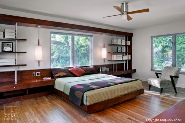 bedroom decorating ideas and designs Remodels Photos CG&S Design-BuildAustinTexas United States contemporary-bedroom-004