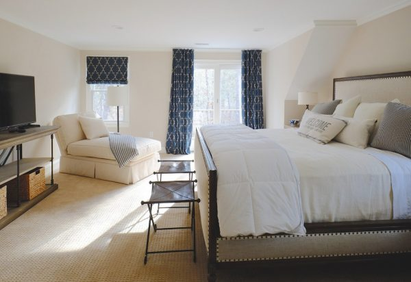 bedroom decorating ideas and designs Remodels Photos CHATHAM INTERIORS, INC. Chatham Massachusetts United States beach-style-bedroom
