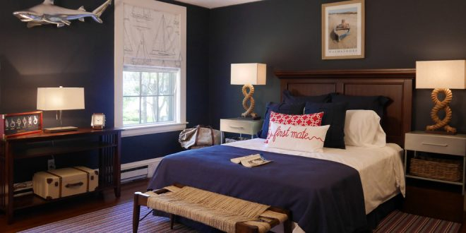 bedroom decorating ideas and designs Remodels Photos CHATHAM INTERIORS, INC. Chatham Massachusetts United States transitional-bedroom
