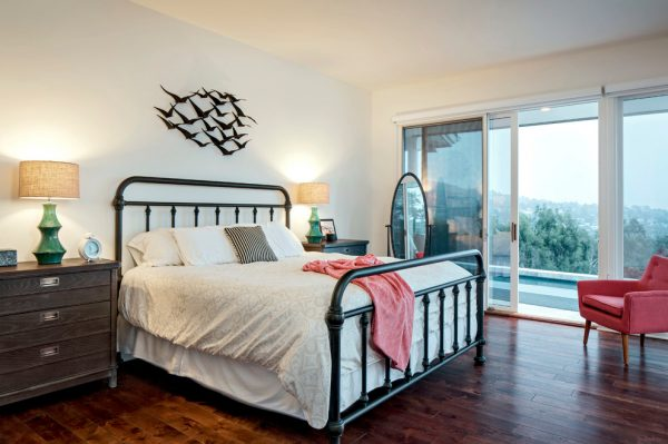 bedroom decorating ideas and designs Remodels Photos CM Natural Designs La Jolla California United States beach-style-bedroom-002