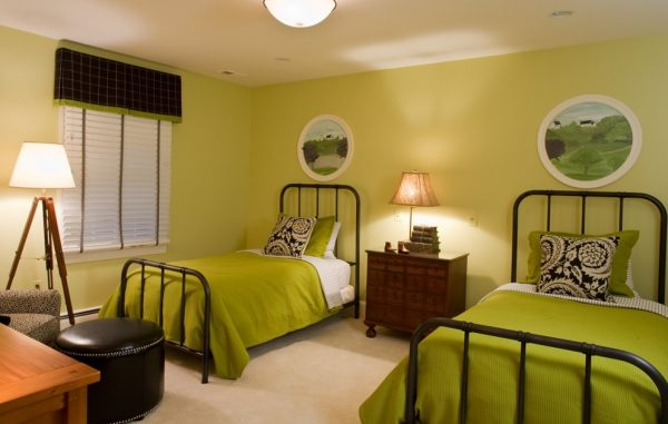 bedroom decorating ideas and designs Remodels Photos Cabin John Builders Cabin John Maryland United States traditional-bedroom-004