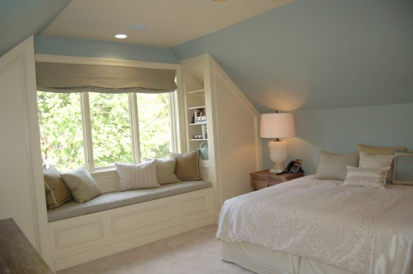 bedroom decorating ideas and designs Remodels Photos Cabin John Builders Cabin John Maryland United States traditional-bedroom-005