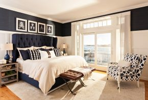 Bedroom Decorating and Designs by Casabella Interiors - Sandwich, Massachusetts, United States