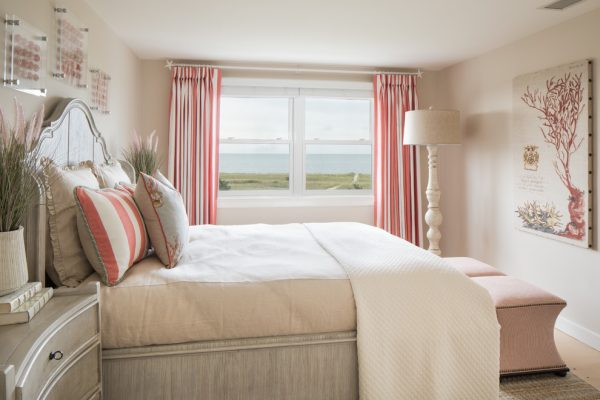 bedroom decorating ideas and designs Remodels Photos Casabella Interiors Sandwich Massachusetts united states beach-style-bedroom-002