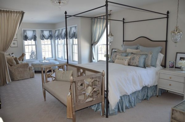 bedroom decorating ideas and designs Remodels Photos Casabella Interiors Sandwich Massachusetts united states traditional-bedroom-002