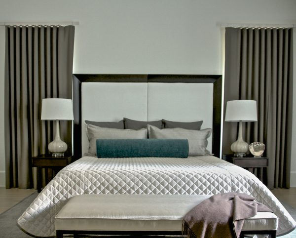 bedroom decorating ideas and designs Remodels Photos Castro Design Studio Atlanta Georgia United States transitional-bedroom-001