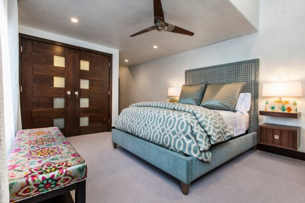 bedroom decorating ideas and designs Remodels Photos Cathers Home Basalt Colorado united states eclectic-bedroom