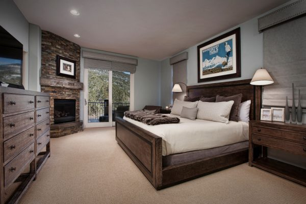 bedroom decorating ideas and designs Remodels Photos Cathers Home Basalt Colorado united states transitional-bedroom