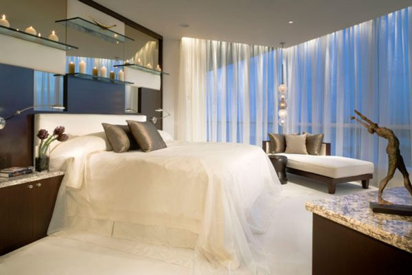 bedroom decorating ideas and designs Remodels Photos Causa Design Group Fort Lauderdale Florida United States contemporary-bedroom-012