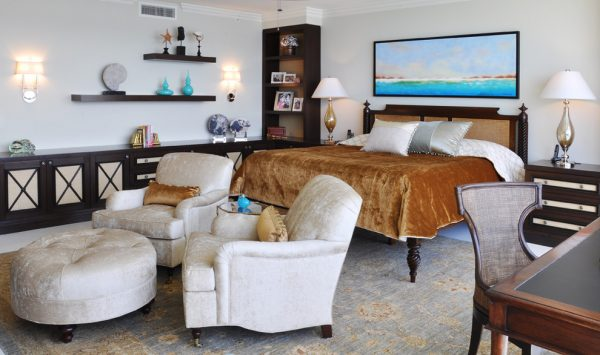 bedroom decorating ideas and designs Remodels Photos Causa Design Group Fort Lauderdale Florida United States eclectic-bedroom