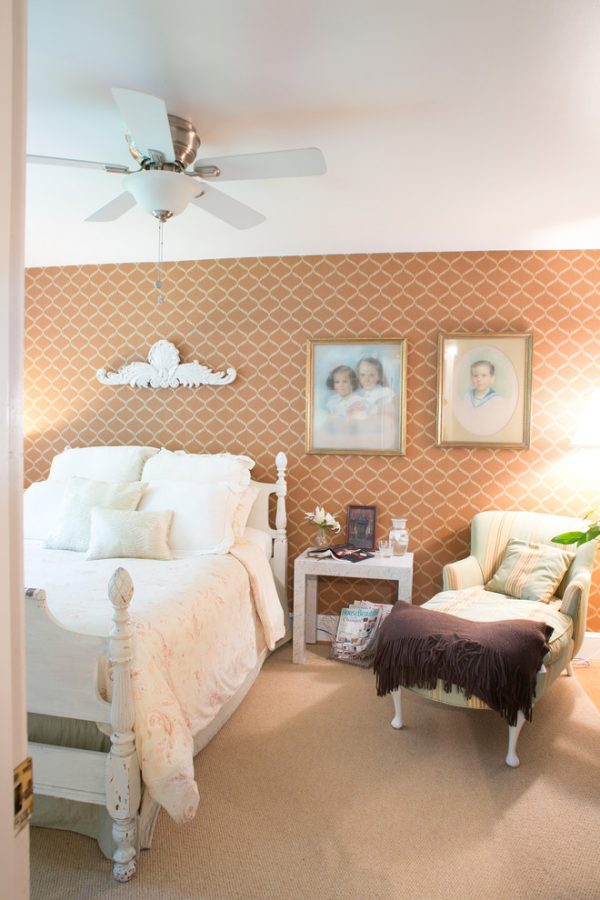 bedroom decorating ideas and designs Remodels Photos Celia Bedilia Cumberland Maine united states traditional-bedroom-001