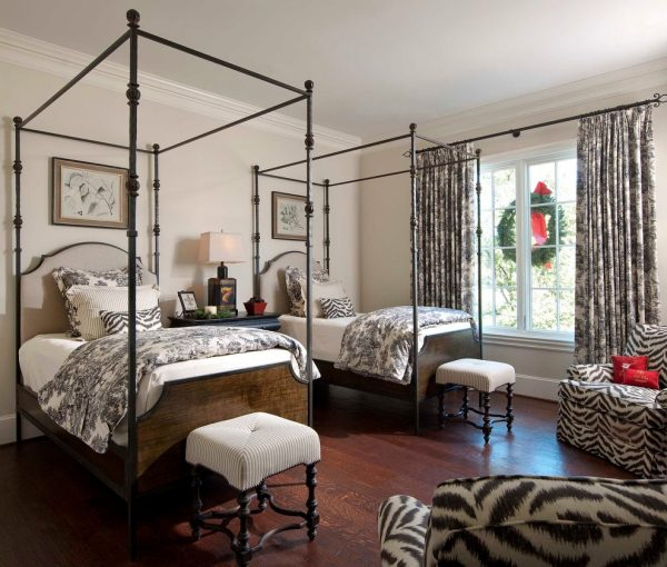 bedroom decorating ideas and designs Remodels Photos Chambers Interiors & Associates, Inc.Dallas Texas united states traditional-bedroom-004