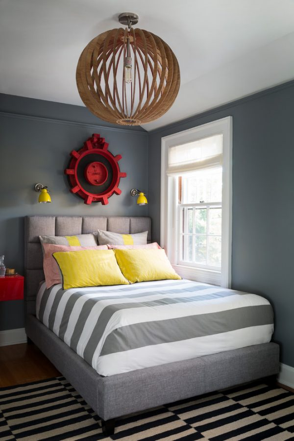 bedroom decorating ideas and designs Remodels Photos Chango & Co. Avenue Brooklyn New York United States transitional-kids-002