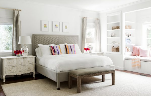 bedroom decorating ideas and designs Remodels Photos Chango & Co. Brooklyn New York United States transitional-bedroom-001