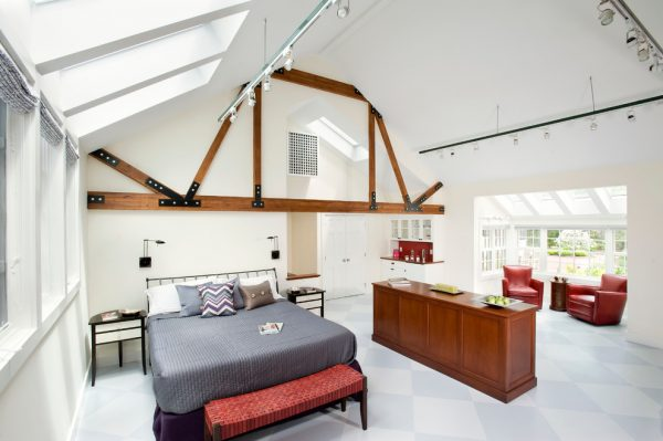 bedroom decorating ideas and designs Remodels Photos Charlie Allen Renovations, Inc. Cambridge Massachusetts United States contemporary-bedroom-002