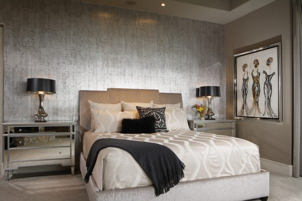 bedroom decorating ideas and designs Remodels Photos Chimera Interior Design Scottsdale Arizona united states contemporary-bedroom-004