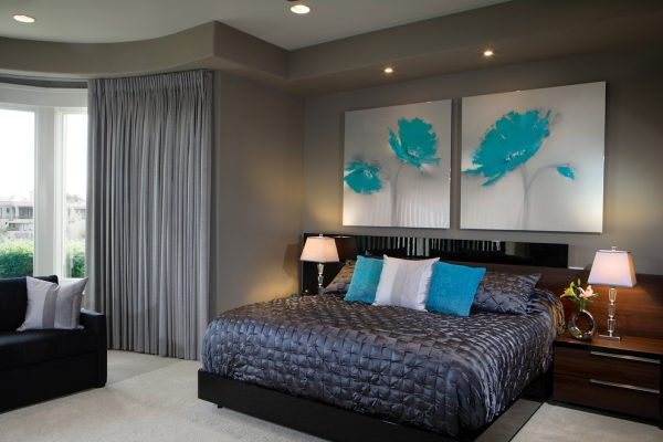 bedroom decorating ideas and designs Remodels Photos Chimera Interior Design Scottsdale Arizona united states contemporary-bedroom