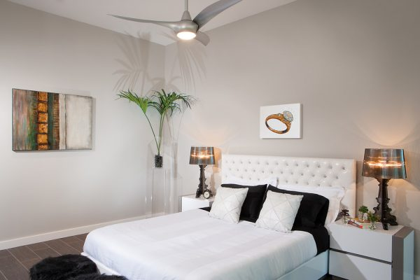 bedroom decorating ideas and designs Remodels Photos Chimera Interior Design Scottsdale Arizona united states modern-bedroom