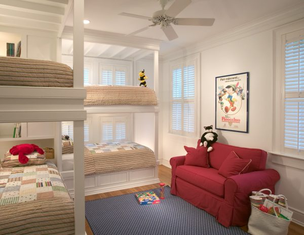 bedroom decorating ideas and designs Remodels Photos Christopher A Rose AIA, ASID Johns Island South Carolina United States beach-style-kids