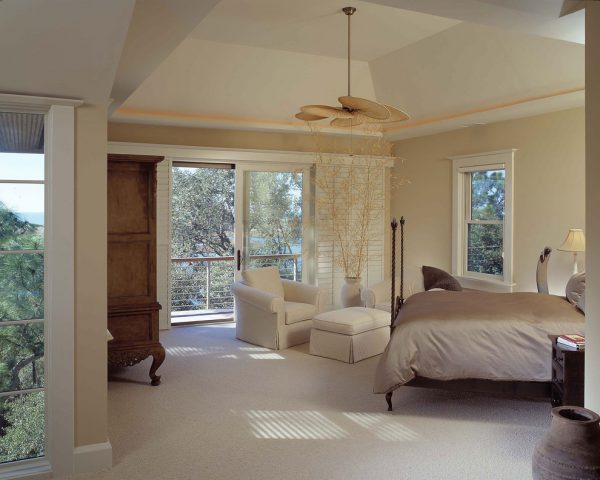 bedroom decorating ideas and designs Remodels Photos Christopher A Rose AIA, ASID Johns Island South Carolina United States contemporary-bedroom-001