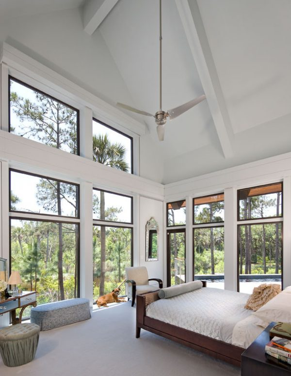 bedroom decorating ideas and designs Remodels Photos Christopher A Rose AIA, ASID Johns Island South Carolina United States contemporary-bedroom