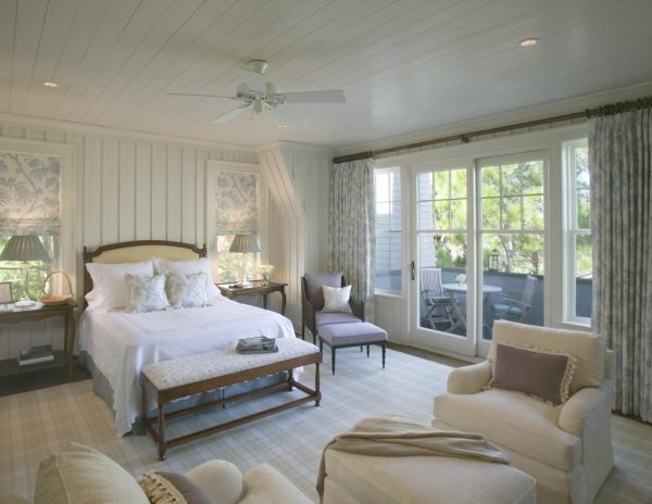 bedroom decorating ideas and designs Remodels Photos Christopher A Rose AIA, ASID Johns Island South Carolina United States shabby-chic-style-bedroom