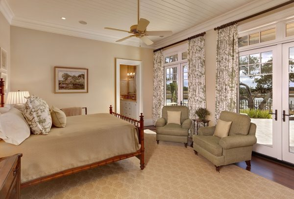 bedroom decorating ideas and designs Remodels Photos Christopher A Rose AIA, ASID Johns Island South Carolina United States traditional-bedroom-004