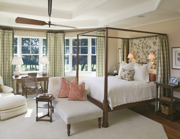 bedroom decorating ideas and designs Remodels Photos Christopher A Rose AIA, ASID Johns Island South Carolina United States traditional-bedroom-005