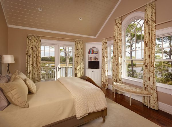 bedroom decorating ideas and designs Remodels Photos Christopher A Rose AIA, ASID Johns Island South Carolina United States traditional-bedroom-010