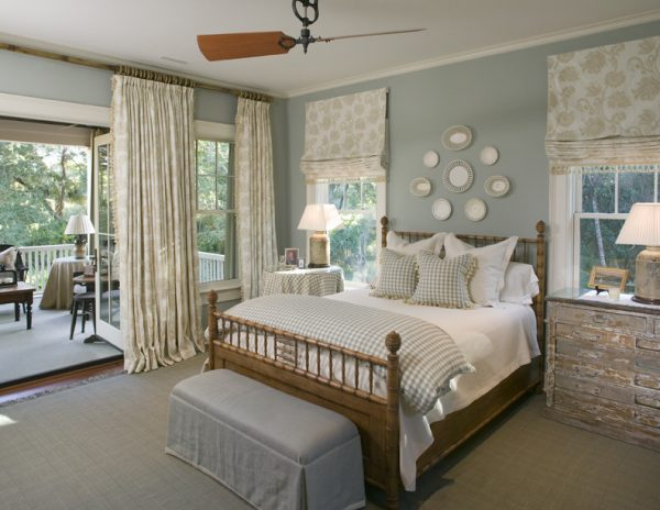 bedroom decorating ideas and designs Remodels Photos Christopher A Rose AIA, ASID Johns Island South Carolina United States traditional-bedroom-011