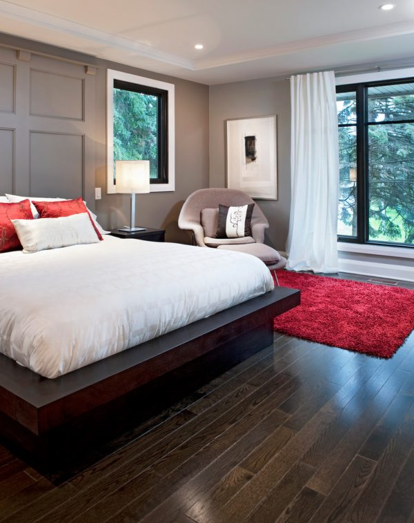 Bedroom Decorating And Designs By Chuck Mills Design