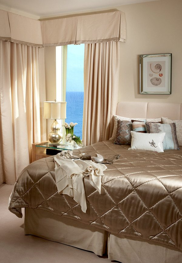 bedroom decorating ideas and designs Remodels Photos Cindy Ray Interiors, Inc. West Palm Beach Florida United States contemporary-bedroom-005