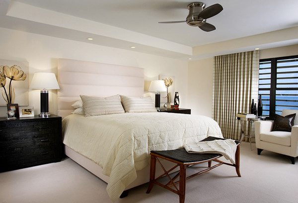bedroom decorating ideas and designs Remodels Photos Cindy Ray Interiors, Inc. West Palm Beach Florida United States contemporary-bedroom