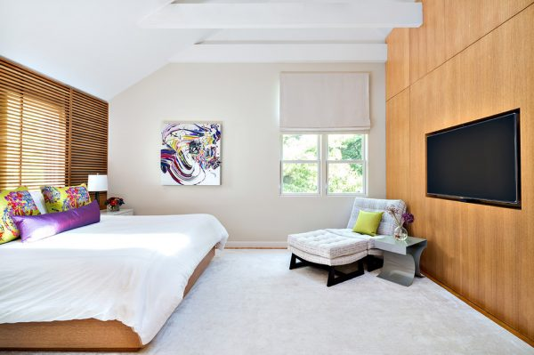 bedroom decorating ideas and designs Remodels Photos Clean Design Scarsdale New York United States contemporary-bedroom-010