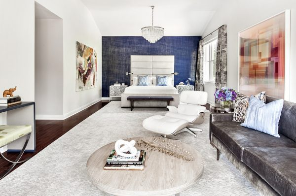 bedroom decorating ideas and designs Remodels Photos Clean Design Scarsdale New York United States contemporary-bedroom-023