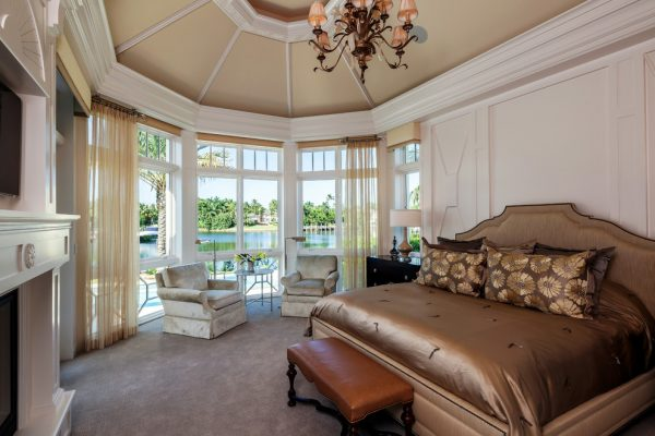 bedroom decorating ideas and designs Remodels Photos Collins & DuPont Design Group Bonita Springs Florida United States beach-style-bedroom