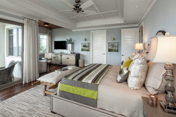 bedroom decorating ideas and designs Remodels Photos Collins & DuPont Design Group Bonita Springs Florida United States contemporary-bedroom-002