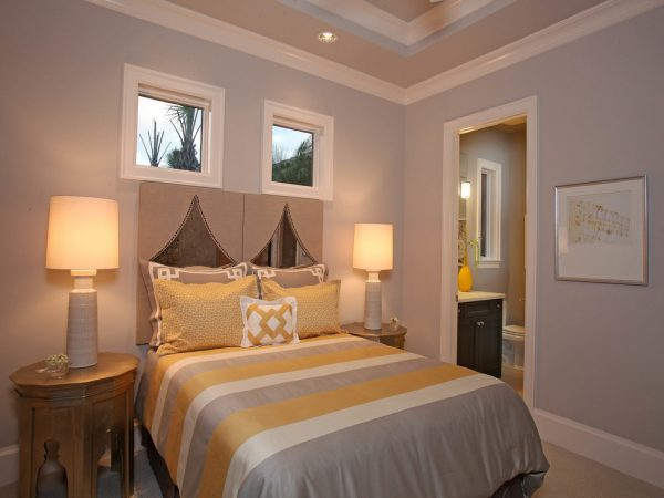 bedroom decorating ideas and designs Remodels Photos Collins & DuPont Design Group Bonita Springs Florida United States contemporary-bedroom-005