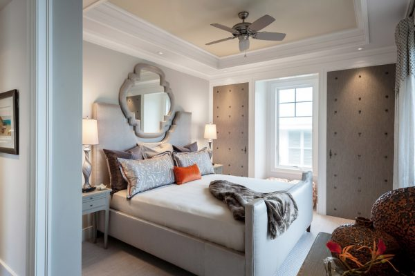 bedroom decorating ideas and designs Remodels Photos Collins & DuPont Design Group Bonita Springs Florida United States contemporary-bedroom-009