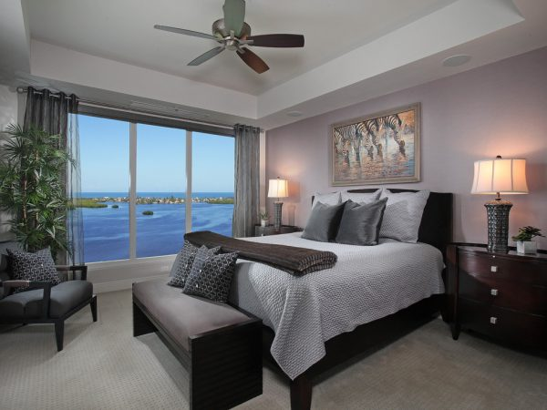 bedroom decorating ideas and designs Remodels Photos Collins & DuPont Design Group Bonita Springs Florida United States contemporary-bedroom-010