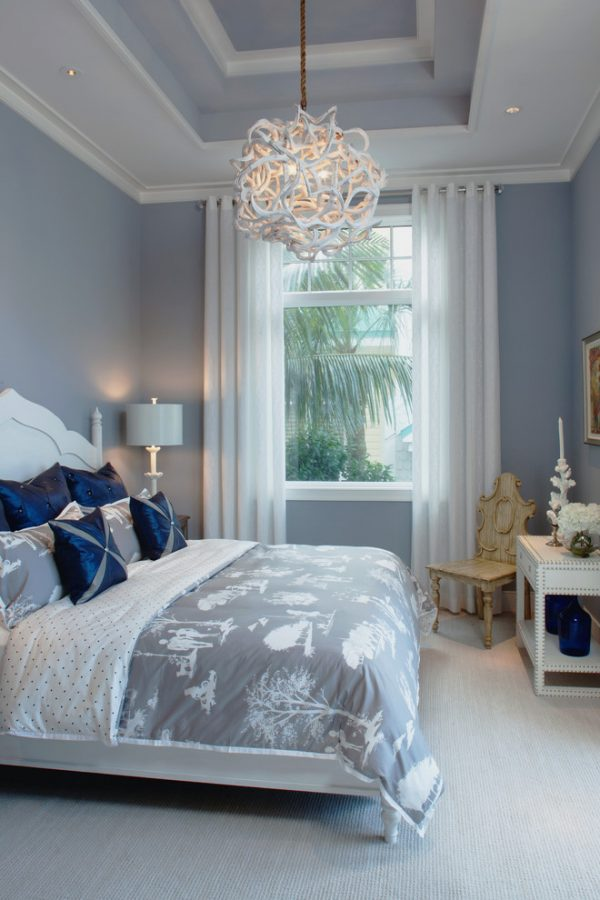 bedroom decorating ideas and designs Remodels Photos Collins & DuPont Design Group Bonita Springs Florida United States traditional-bedroom-002